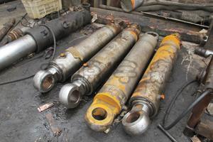生产维修采煤机油缸